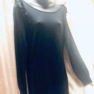 BNWT Esprit black sweater dress